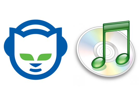Napster and iTunes