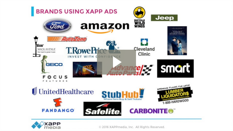 XAPP Product Overview Video